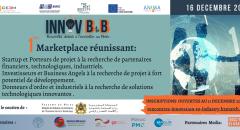 1ère place de marché de l'innovation au Maroc