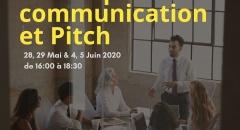 Formation aux techniques de communication et Pitch